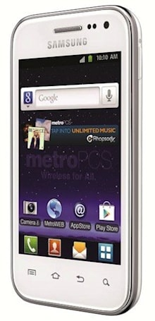 MetroPCS announces the Samsung Galaxy Admire 4G: 3.65-inch screen, LTE and $169 price tag