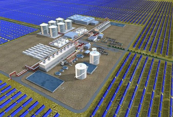 280-megawatt solar plant headed to Arizona desert