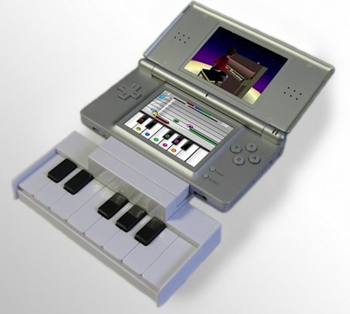 Easy Piano for Nintendo DS shipping now for little Tchaikovskys