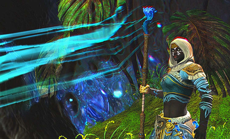 Flameseeker Chronicles: Taking command in Guild Wars 2