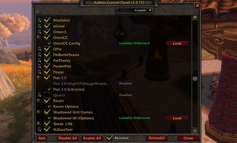 Blood Pact: Useful addons for raiding warlocks