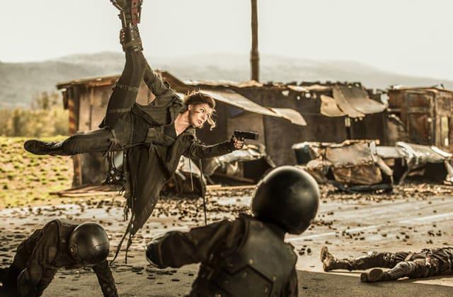 女戦士ローラの姿も! 『バイオハザード』最終作、新予告映像解禁