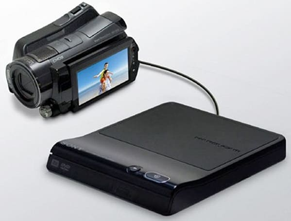 Sony brings two DVDirect Handycam-to-DVD writers to the US