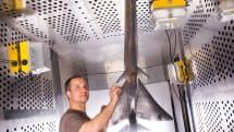 NASA 开始进行静音超音速飞机的风洞测试