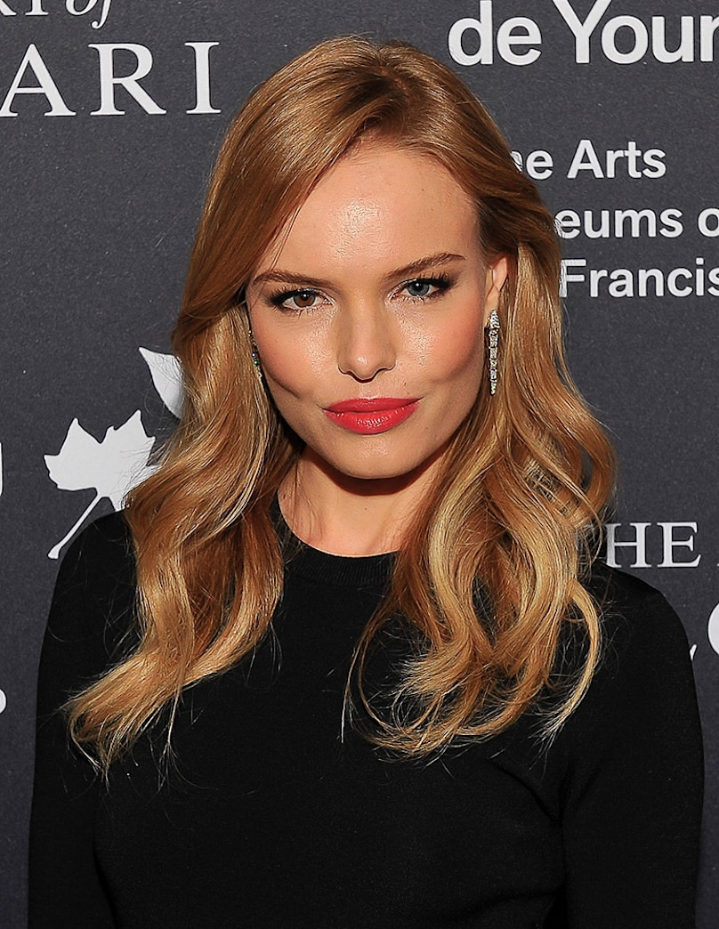 Look of the Week: Kate Bosworth's romantic waves
