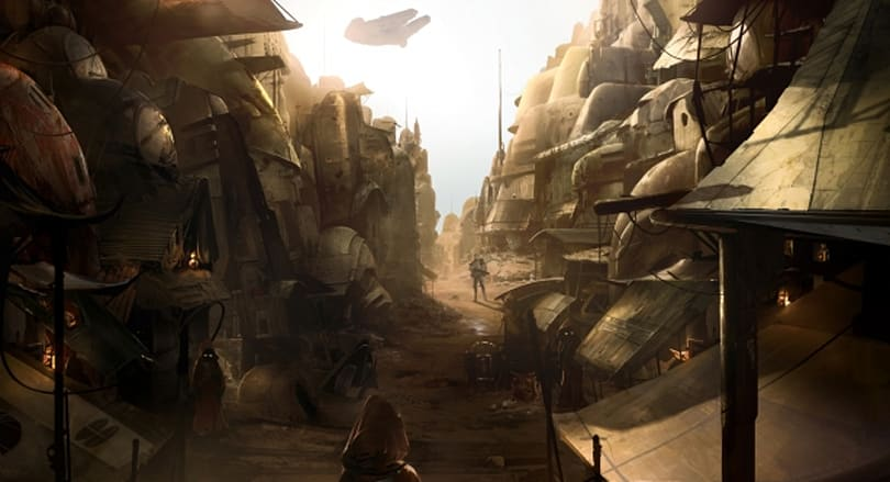 Star Wars 1313 production art is a beautiful, painful reminder