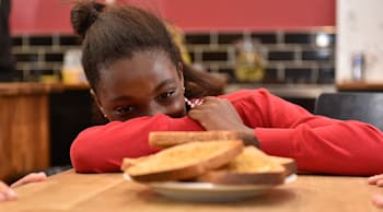 How Food Waste Is Tackling Child Hunger In Schools