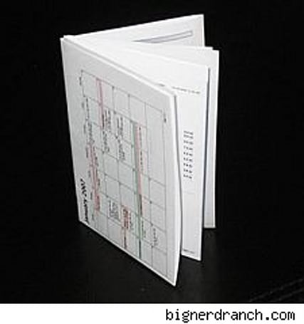PagePacker puts microbooks in easy reach