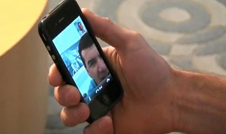 FaceTime video call happens from most remote oceanic point, inspires sailors everywhere