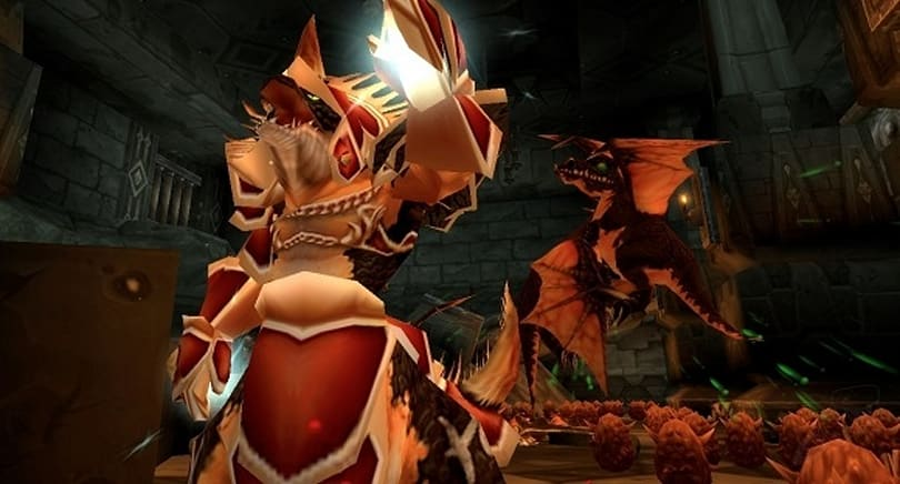The Daily Grind: Would you play on a WoW progression server?