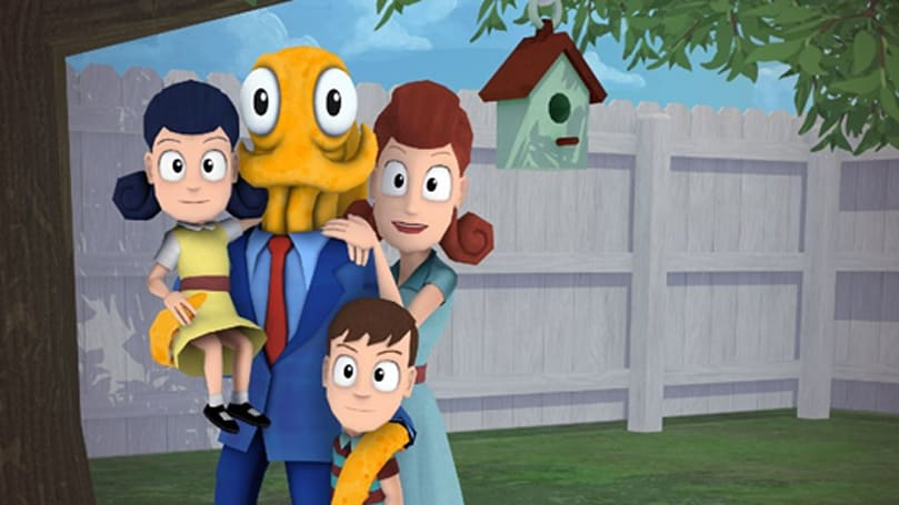 Joystiq Streams: Live the secret life of a cephalopod in Octodad [Update: Watch the recap!]