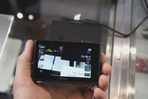 Sony Cyber-Shot TX300V Hands-On