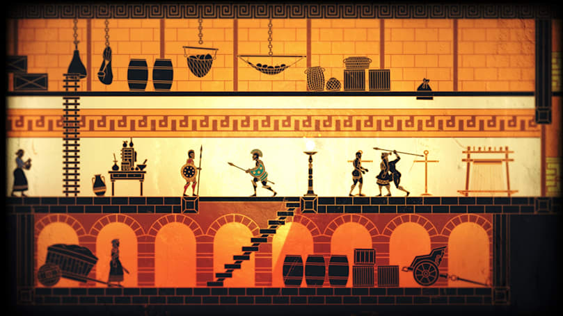 JXE Streams: Exploring the murderous beauty of 'Apotheon'