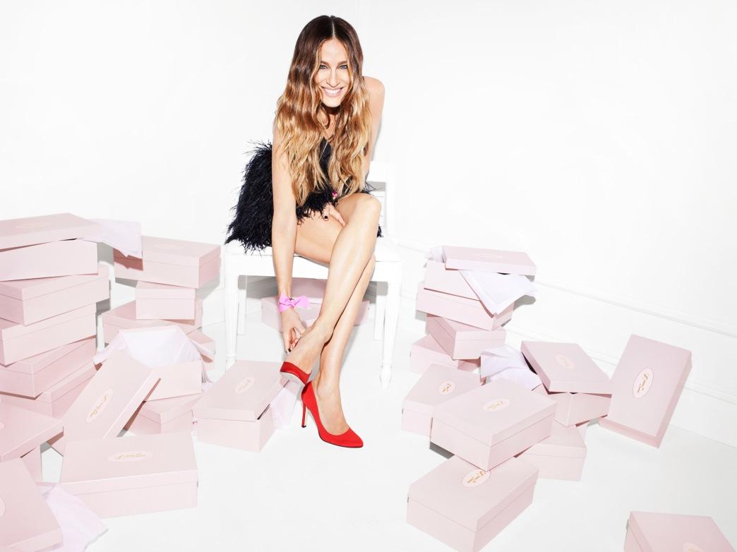 Sarah Jessica Parker's shoe line for Nordstrom gets a Pop Up shop