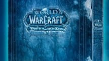 Wrath of the Lich King will ship on DVD only