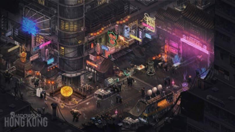 Shadowrun: Hong Kong soars through funding, stretch goals