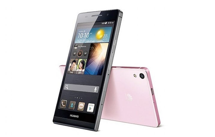 How would you change Huawei's Ascend P6?