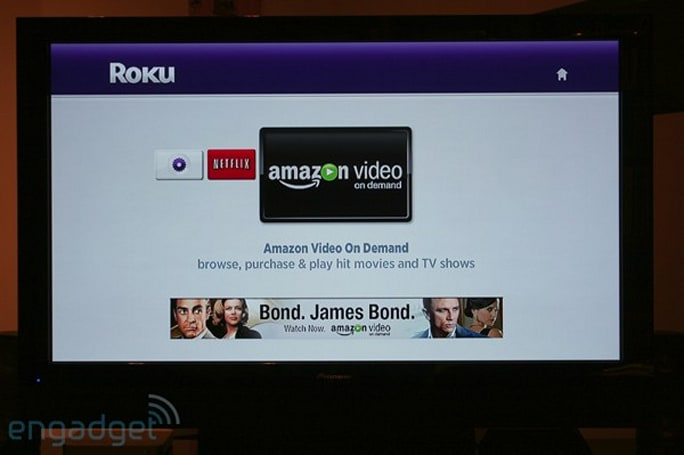 Amazon Video on Demand goes HD, comes to Panasonic VIERACast TVs