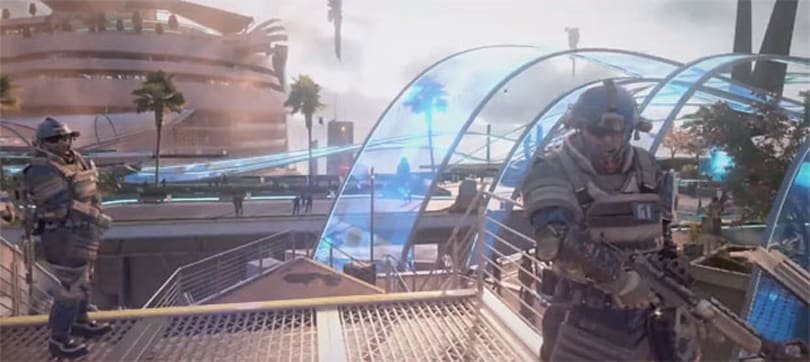 Watch the PS4's Killzone Shadow Fall, shared direct from the console to Facebook (video)