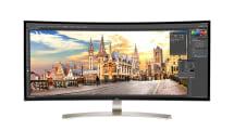 LG 新推三款大尺寸超宽显示器