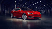 Tesla's Model S gets a fresh look and faster charging