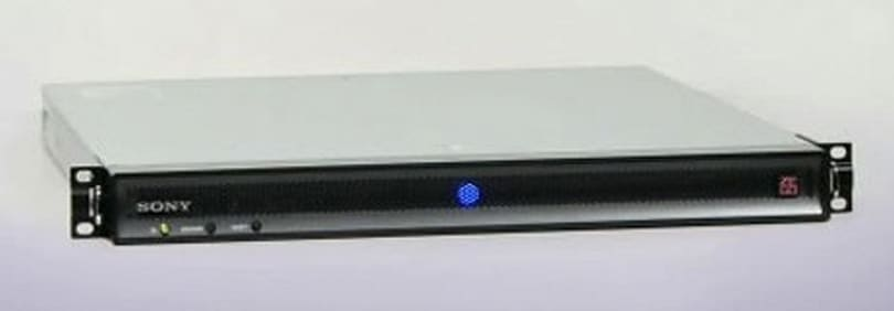Sony wrangles Cell chip into ZEGO BCU-100 video rendering system