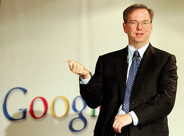 Eric Schmidt posts guide on switching from iPhone to Android