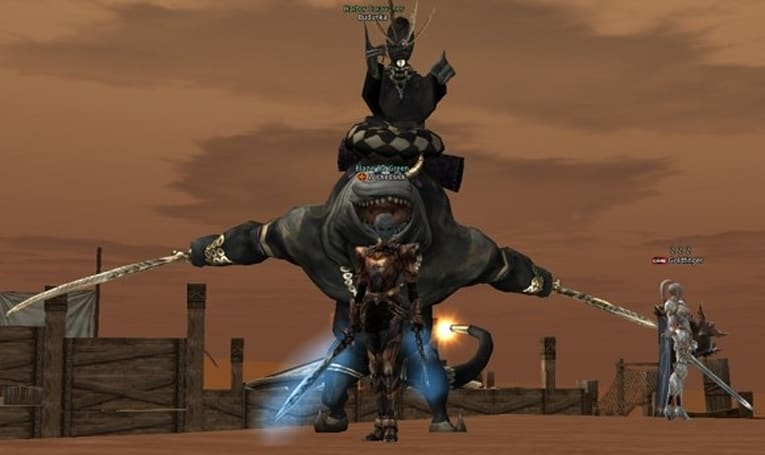 Looking back at six years of Lineage II