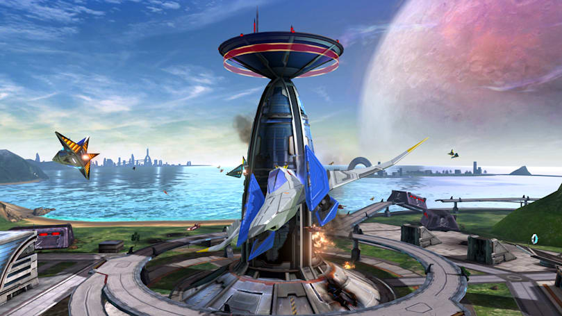 'Star Fox Zero' swoops onto Wii U on November 20