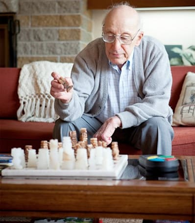 Ralph Baer, video game mastermind, sits down for inventor portrait video