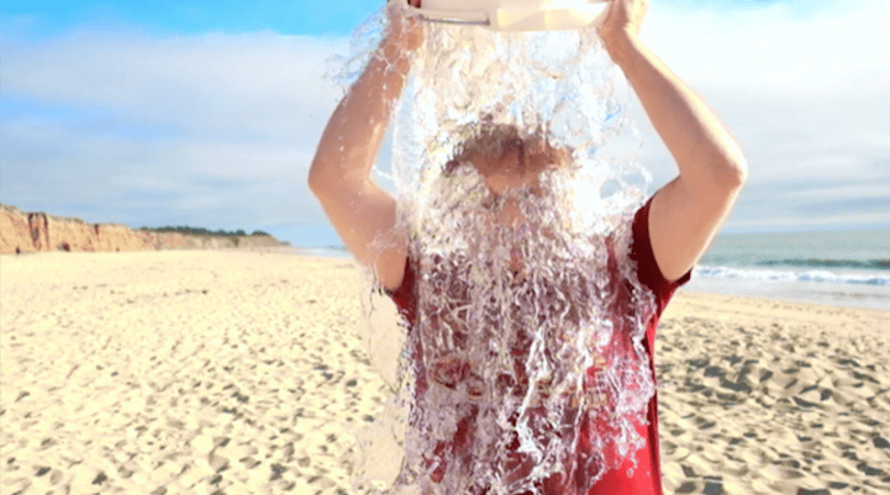 "Apple's Phil Schiller takes ALS ""ice bucket challenge"", challenges Tim Cook"