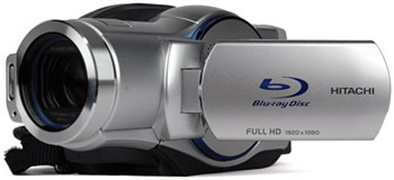 Hitachi's DZ-BD7HA Blu-ray / 30GB HDD hybrid camcorder reviewed
