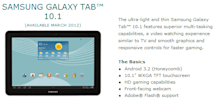 US Cellular intros first LTE devices: the Samsung Galaxy Tab 10.1 4G and Galaxy S Aviator 4G