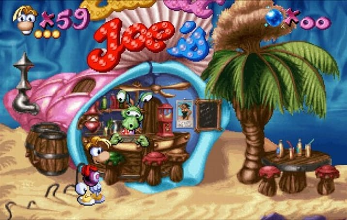 Rayman Forever is on GOG now