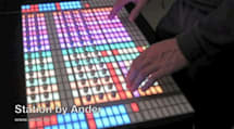 Homebrew MIDI controller takes performance to a new, flashier level (video)