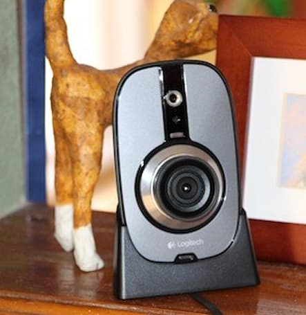 Logitech Alert security camera system works great with OS X, iOS