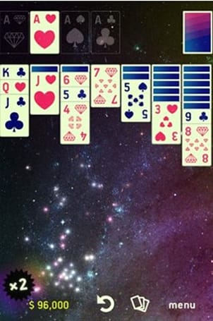 TUAW's Daily App: Awesome Solitaire