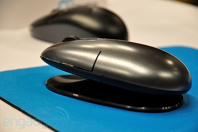 Smartfish ErgoMotion Mouse fights off RSI with a bit of wobble