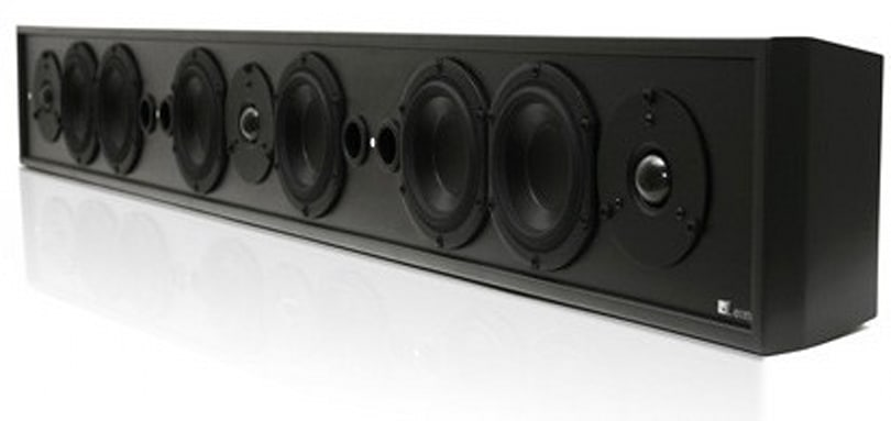 Leon Speakers intros Horizon 414-LCR-X-A on-wall loudspeaker