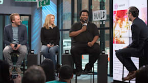 Craig Robinson And Lisa Kudrow Talk About Being In A