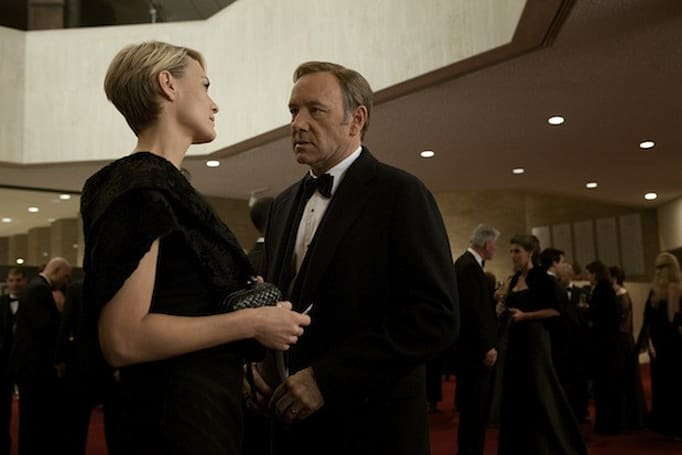 Netflix snags 14 primetime Emmy nominations, mostly for House of Cards
