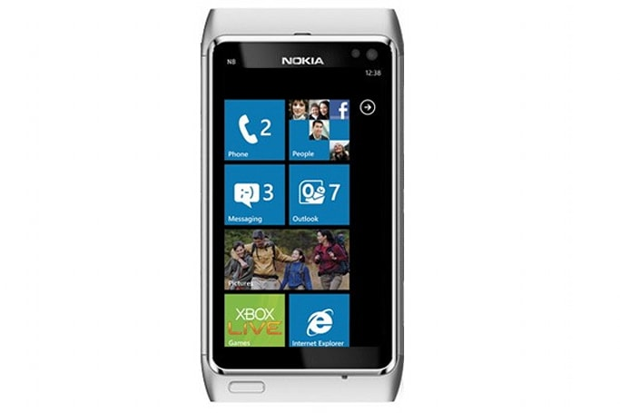 Nokia W7 and W8 tipped as first Windows Phone models
