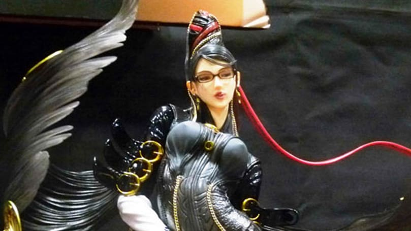 Payonetta: Two grand for a pre-assembled Bayonetta model