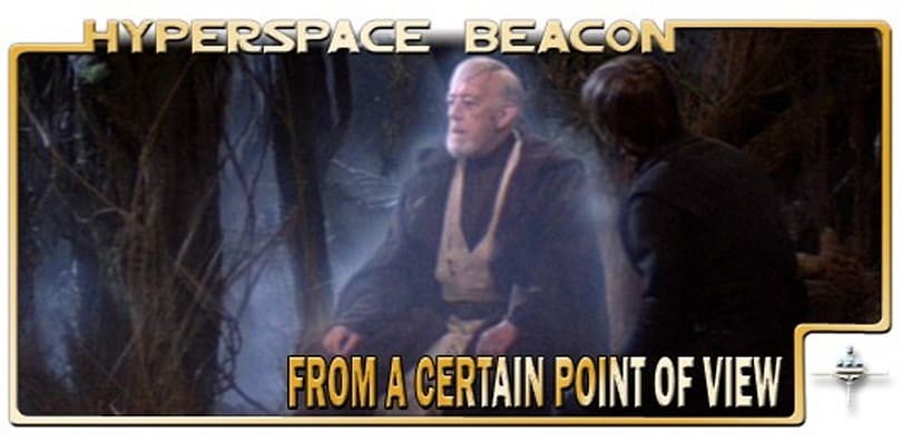 Hyperspace Beacon: From a certain point of view