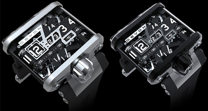 Devon Works Tread 1 is the bulletproof Droid of wristwatches (video)