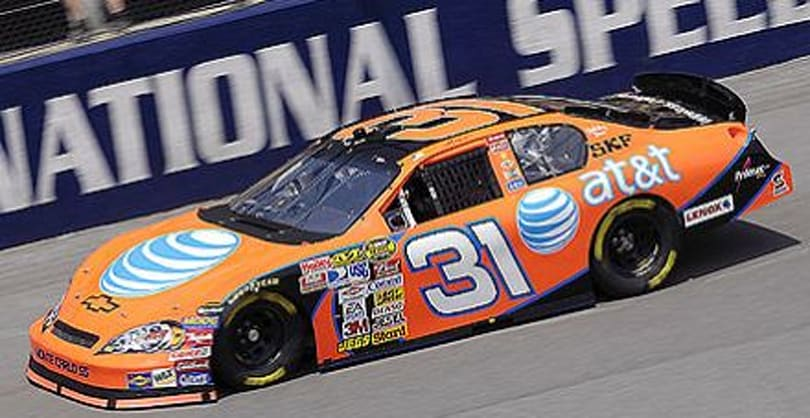 Federal court sez NASCAR can prevent AT&T from branding Burton's ride