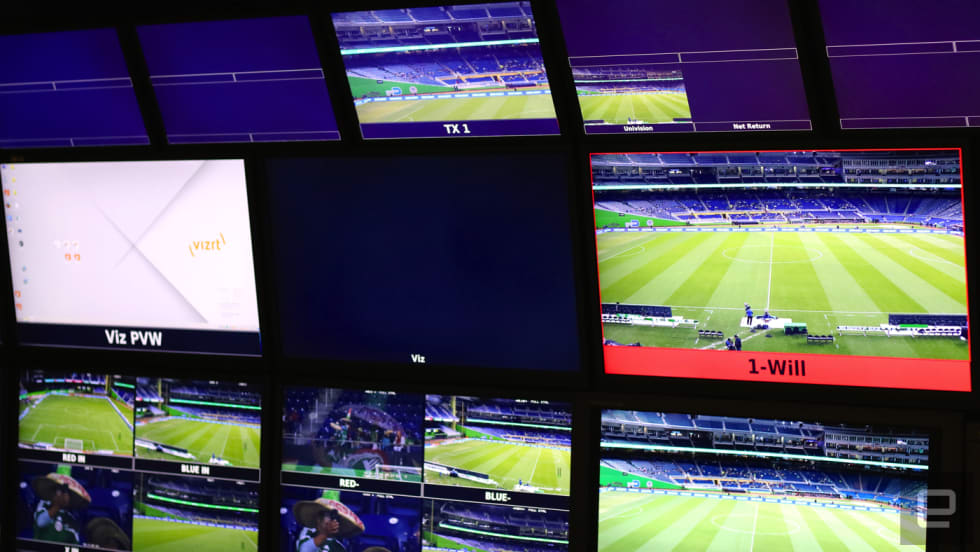 How Univision is beating the competition to 4K sports streaming