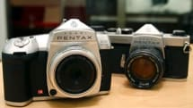 Pentax celebrates 50 years of uh, Pentax