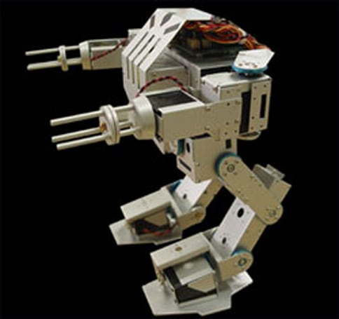 D2E Robotics to offer programmable bot this October