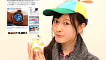 声優空井、ニュースを読む:カシオのタフネススマートウォッチ『WSD-F10』7万円で3月25日発売